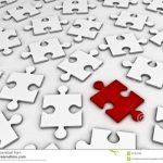 http://www.dreamstime.com/royalty-free-stock-photos-red-jigsaw-puzzle-stand-out-crowd-image21067208