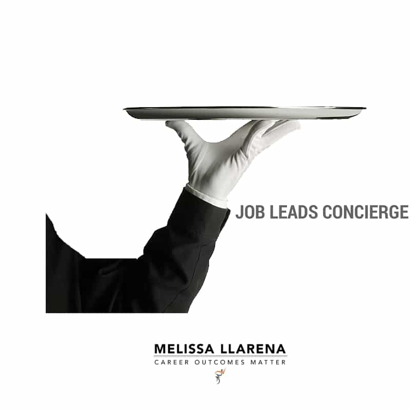 JOB LEADS CONCIERGE