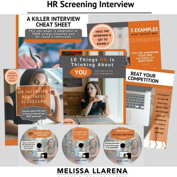 How to Hack Your HR Screening Interview Toolkit