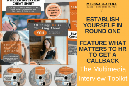 Product Melissa Llarena OWN ROUND 1- HOW TO HACK YOUR HR SCREENING INTERVIEW