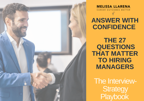 Product Melissa Llarena The Interview-Strategy Playbook