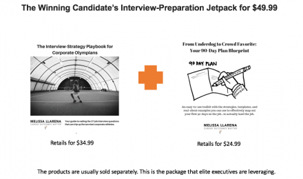 The Winning Candidate's Interview-Preparation Jetpack