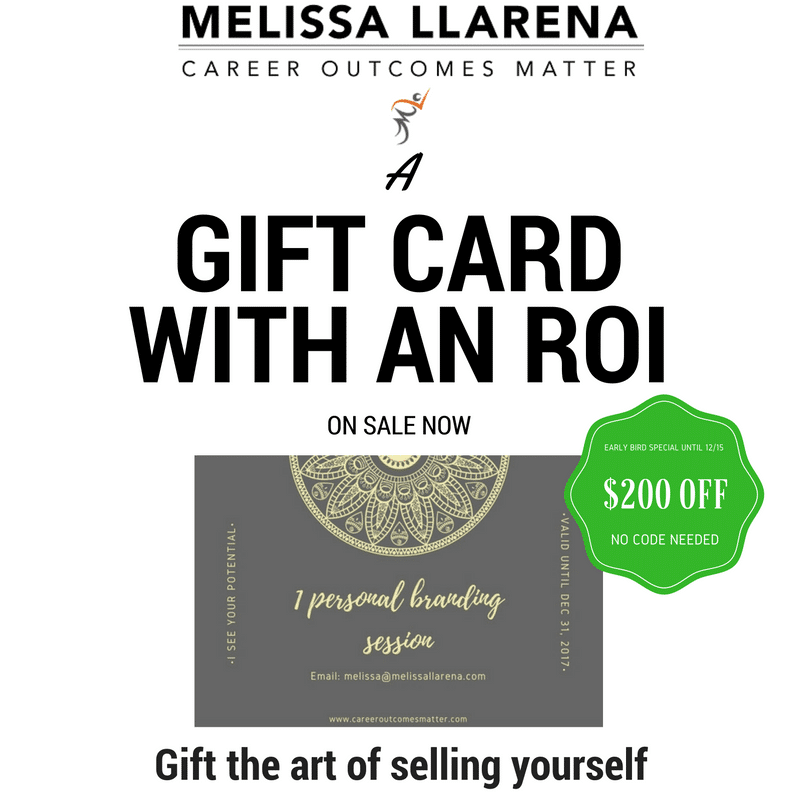 A Gift Card With An ROI